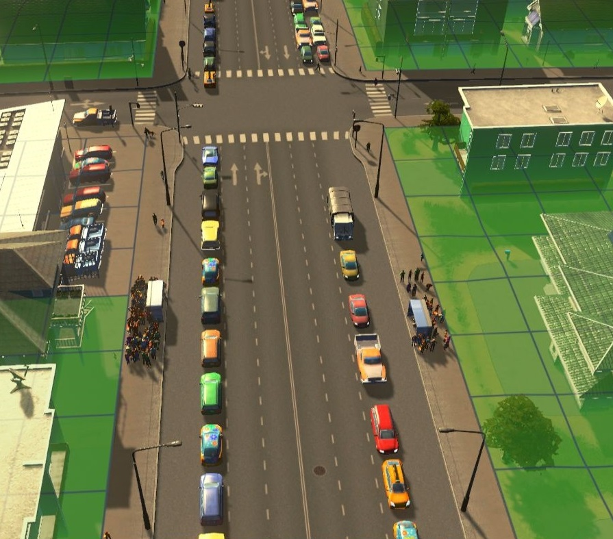 Cities Skylines Mods Traffic Manager Download Factsintensive